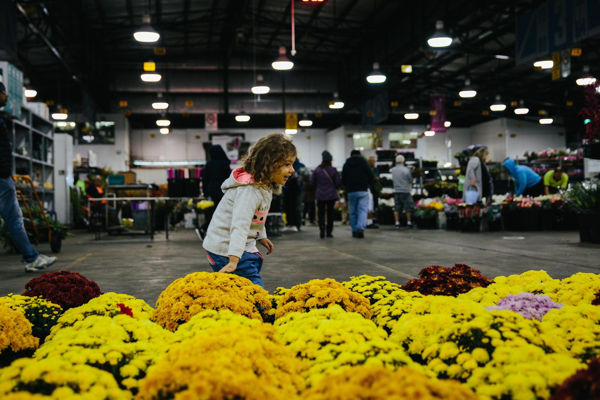 Flower Market Sydney