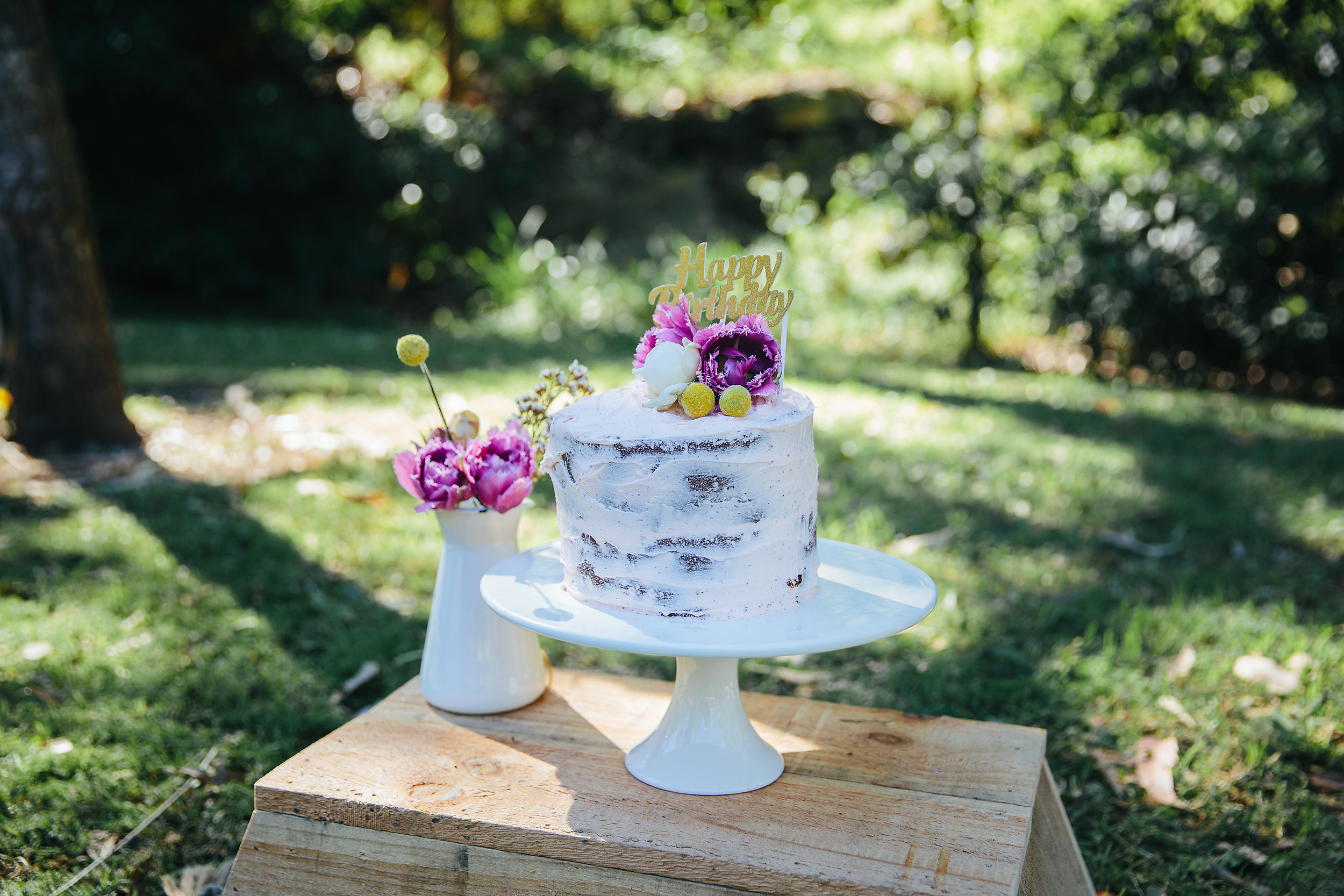 Naked Cake | Hills District Photographer