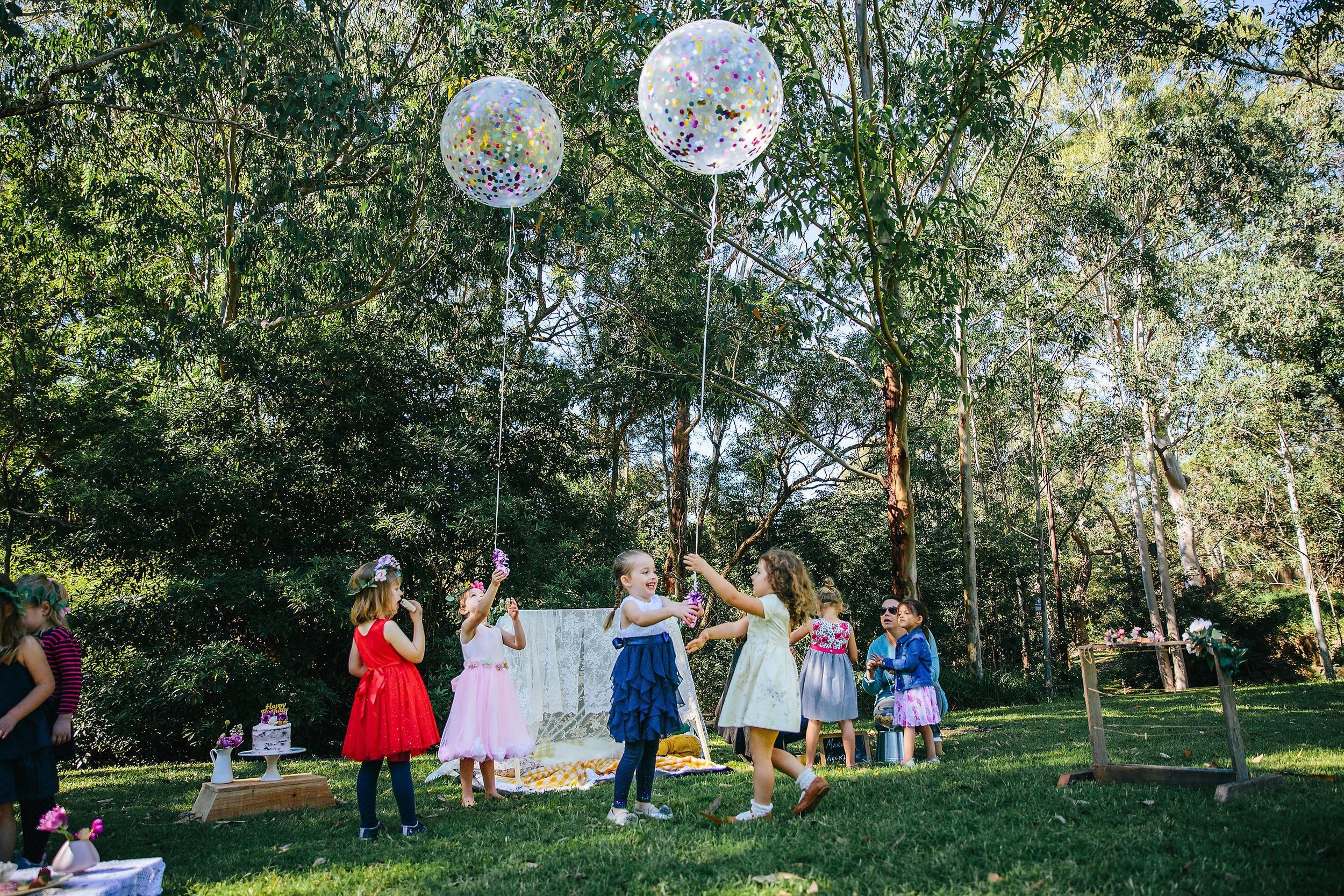 Garden Party | Lauren Kennedy Photographer