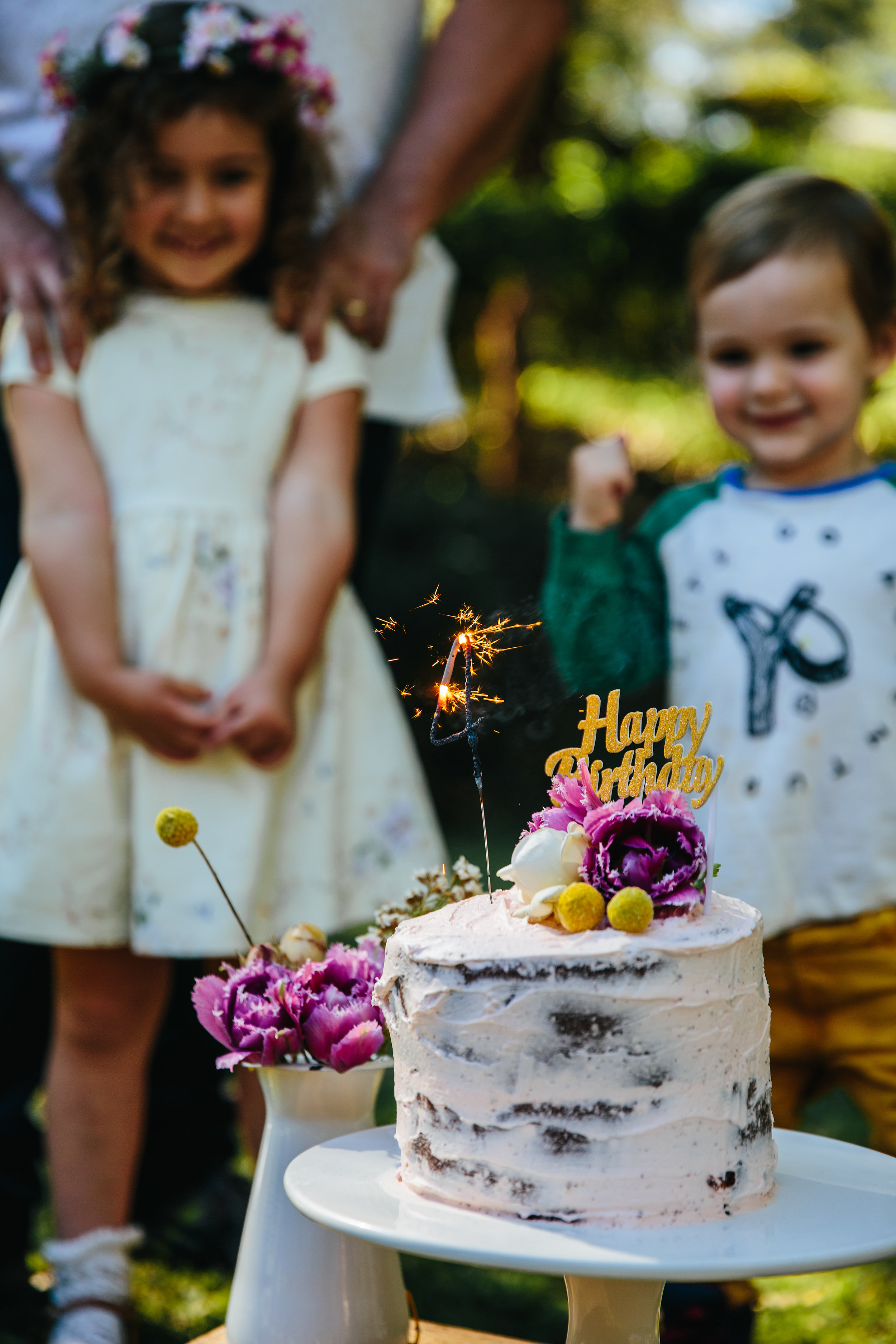 Birthday cake | Hills District Photographer