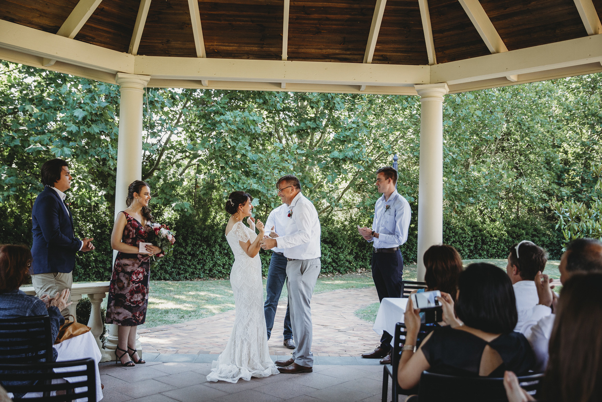 Rouse Hill wedding