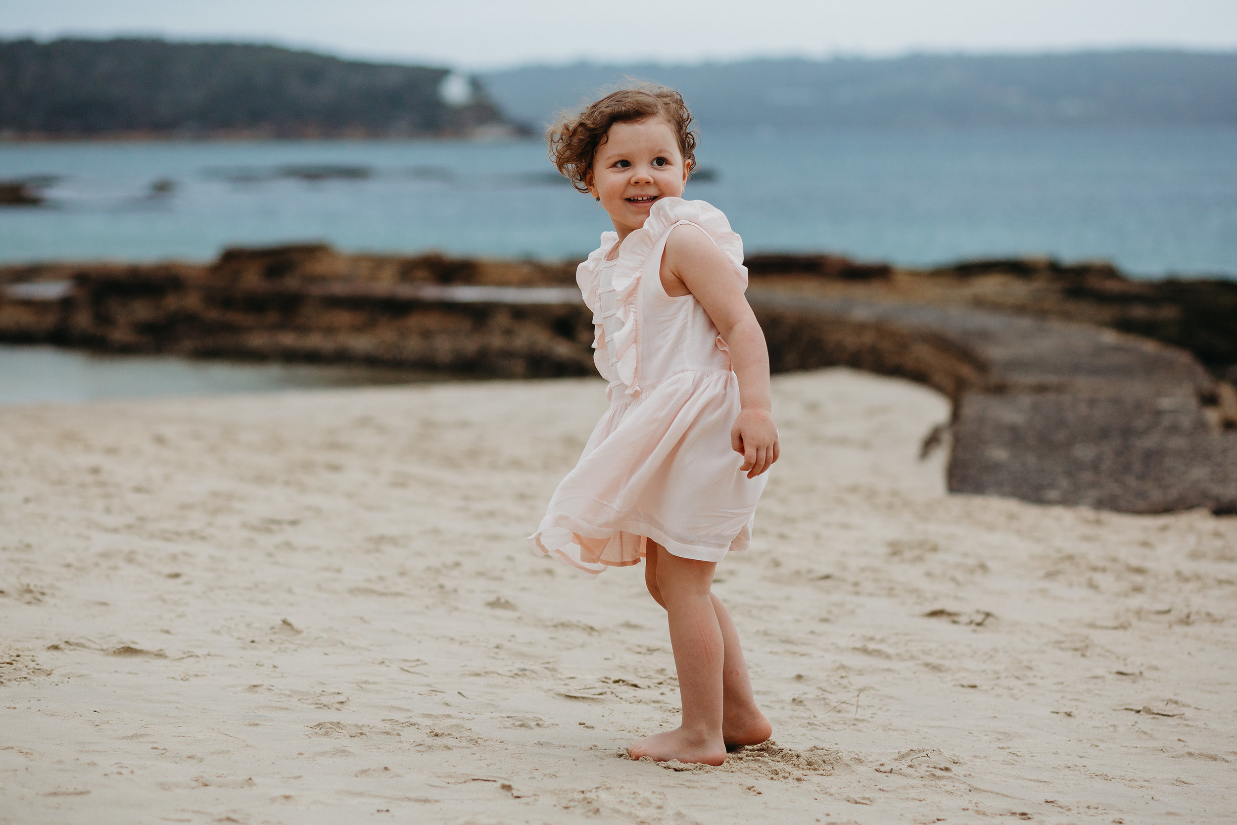 Balmoral Beach - Family Photography