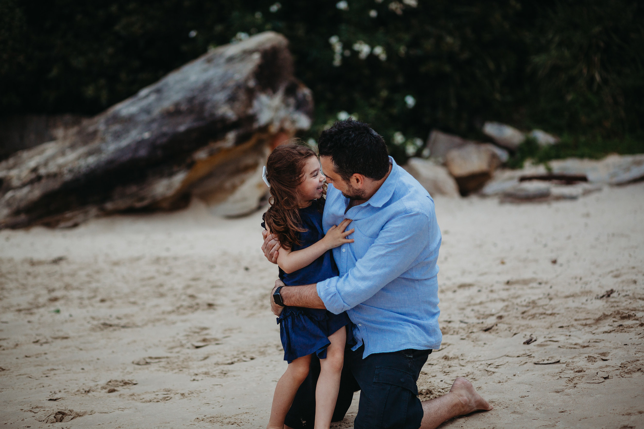 Beach family Photography