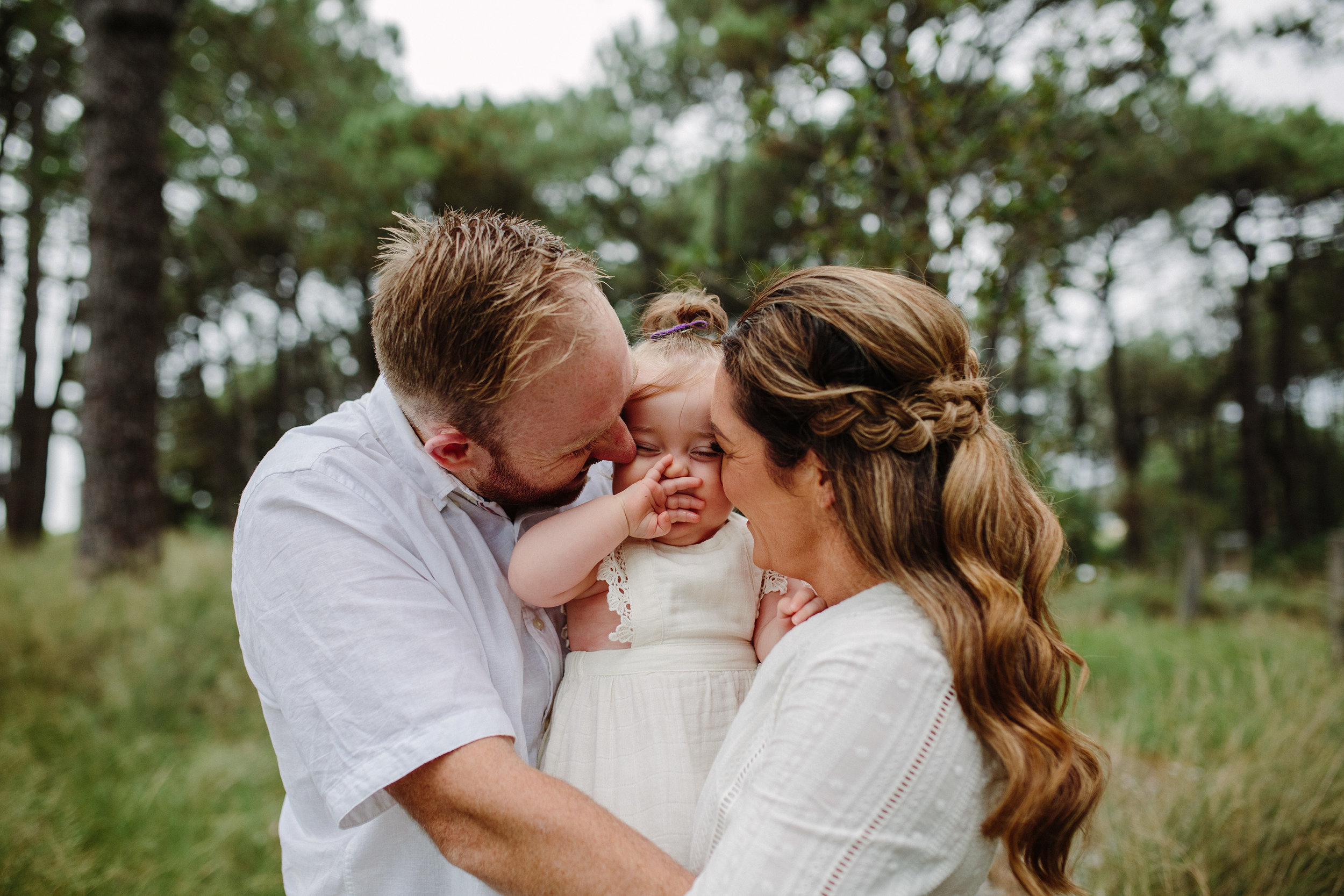Relaxed and fun family photography