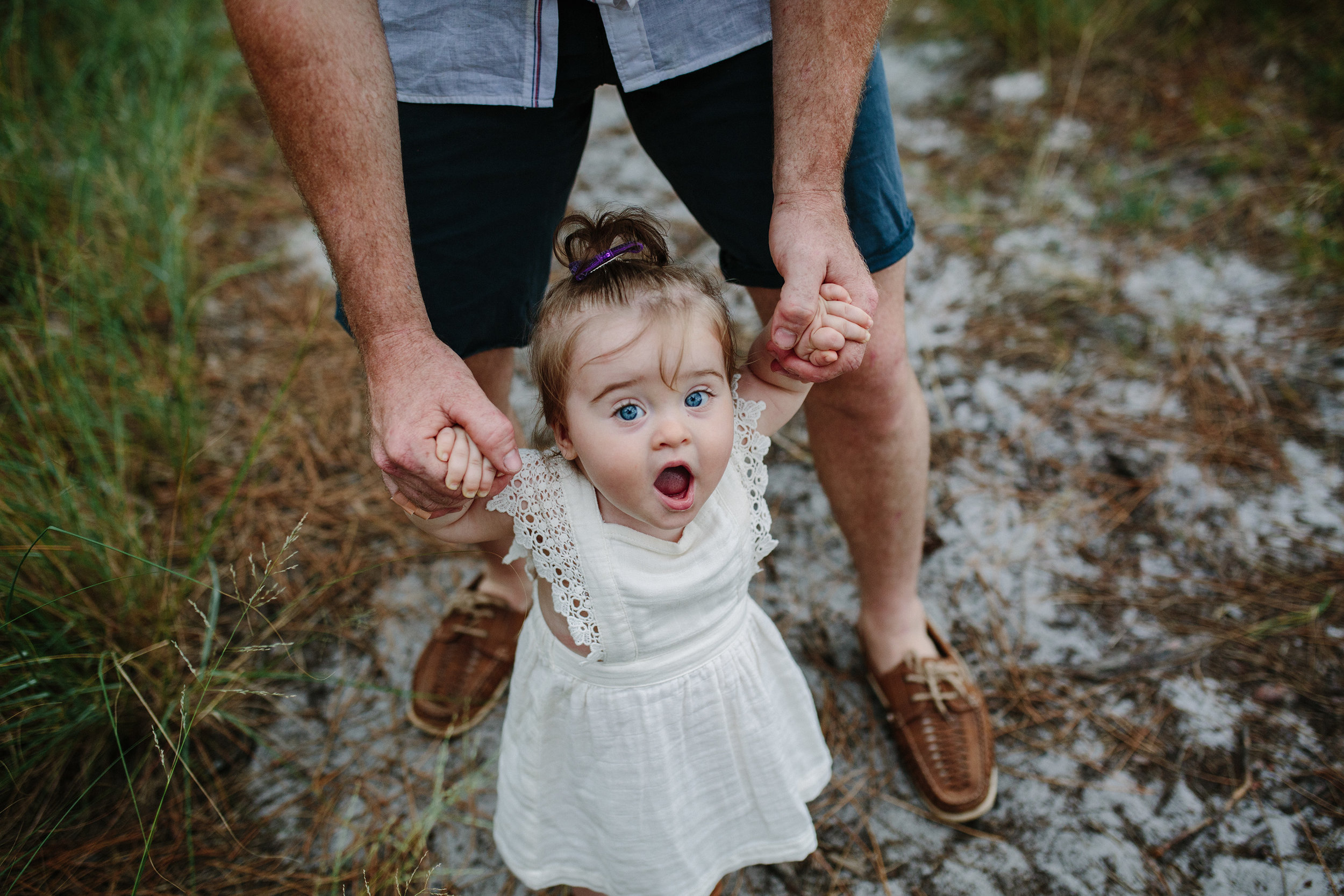 One year photography session sydney