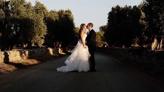 Shellee & Stephen // Puglia