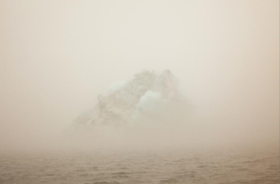 Ice Mountain III, Jökulsárlón Lake, Iceland