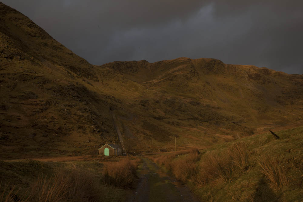 Hydroelectric Power Station, Croesor, Wales