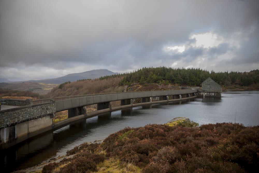 Hydroelectric Power Station, Maentwrog, Wales