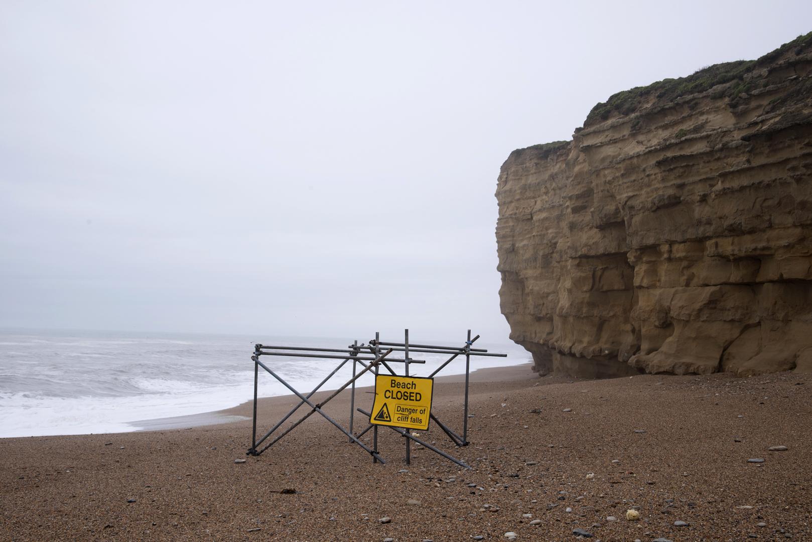 Cliff Erosion | Burton Bradstock, Dorset, UK