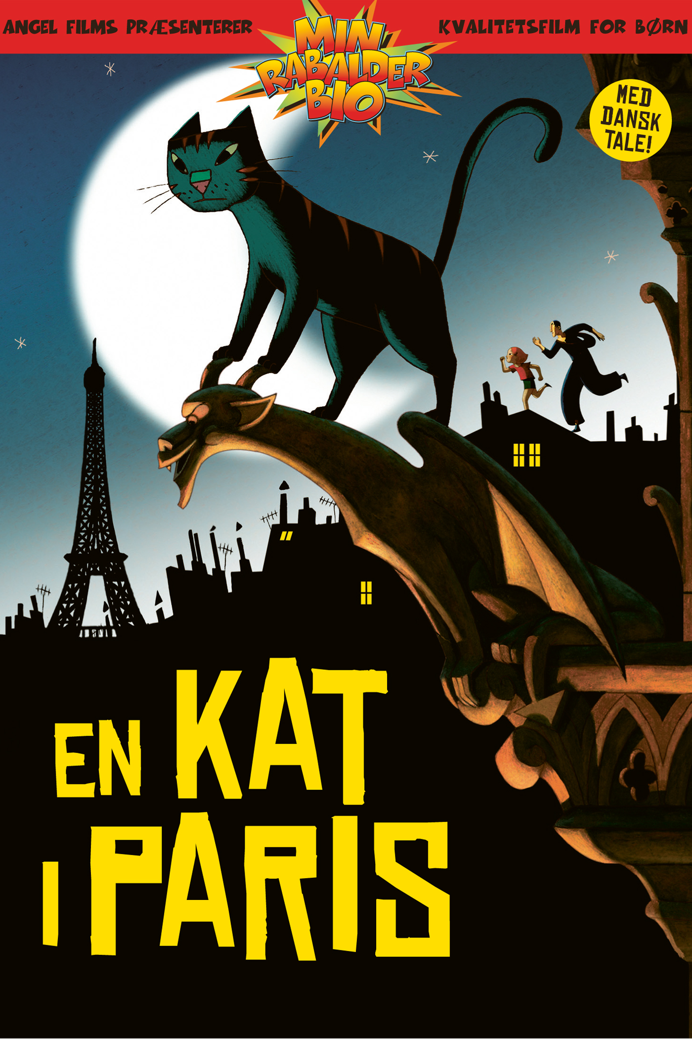 En Kat i Paris