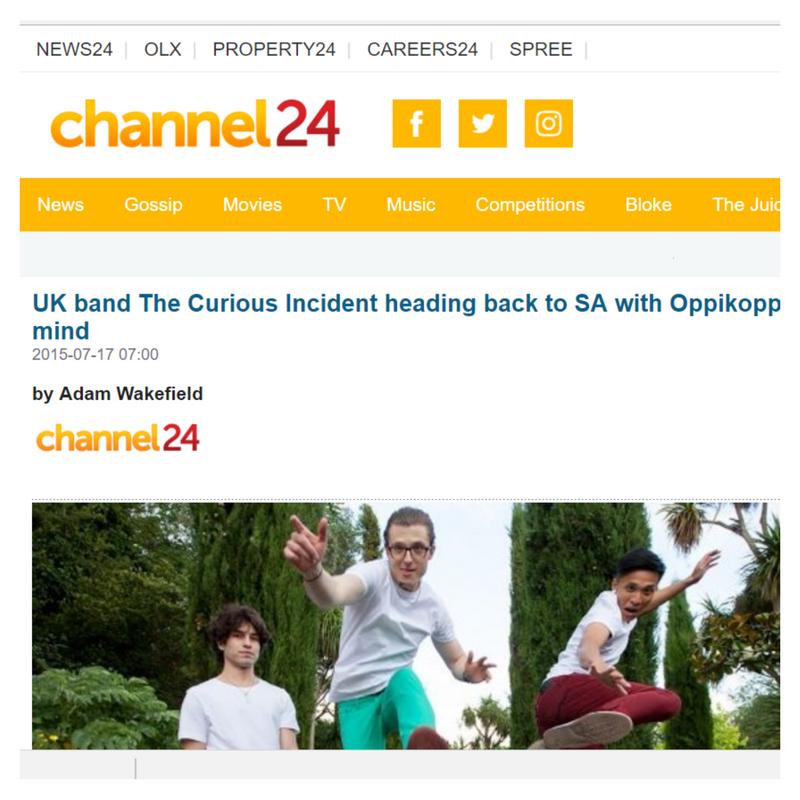 Channel 24 Oppikoppi