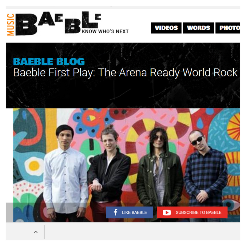 Baeble Premiere