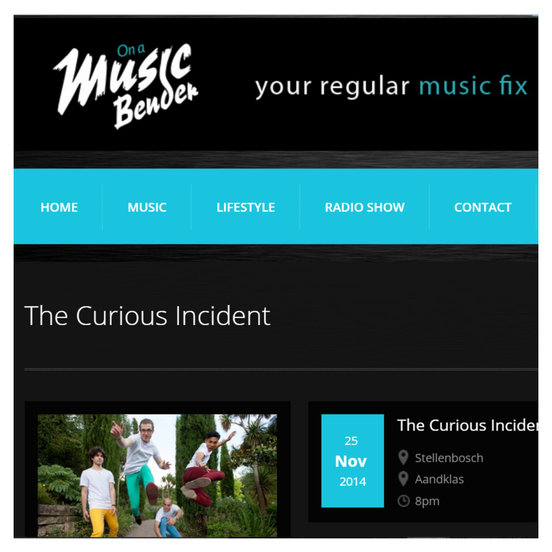 On A Music Bender