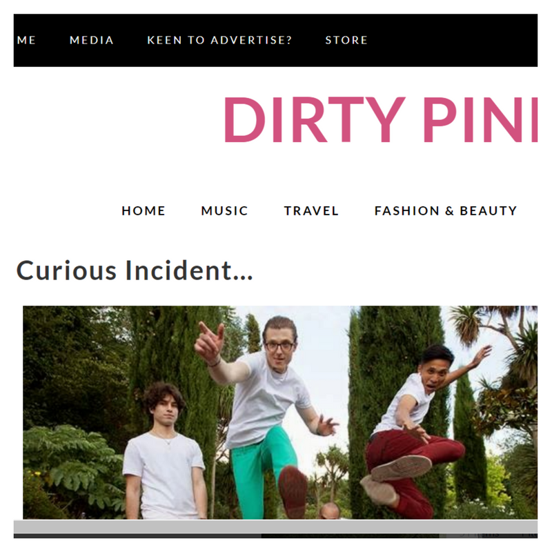 Dirty Pink City