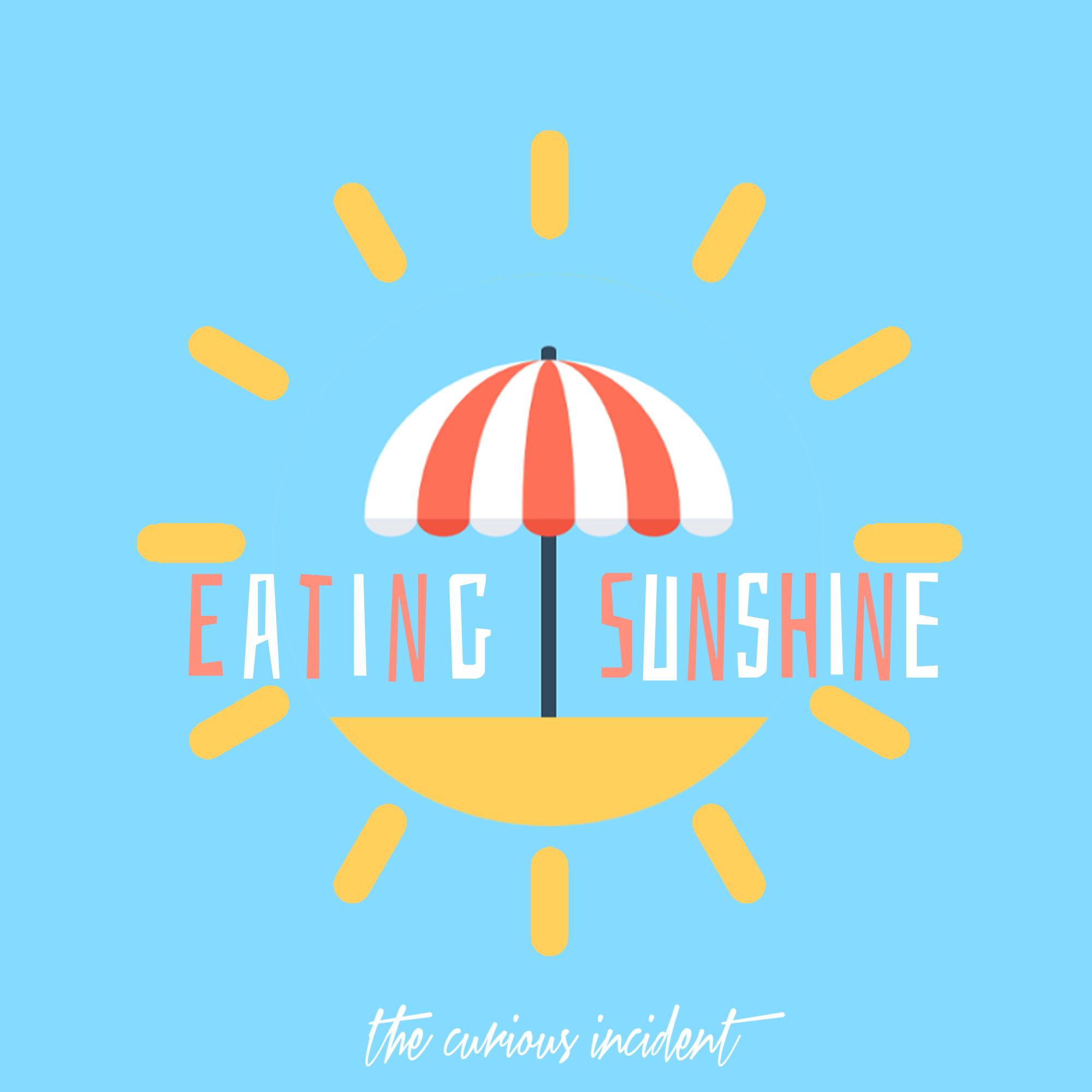 eating sunshine single artwork