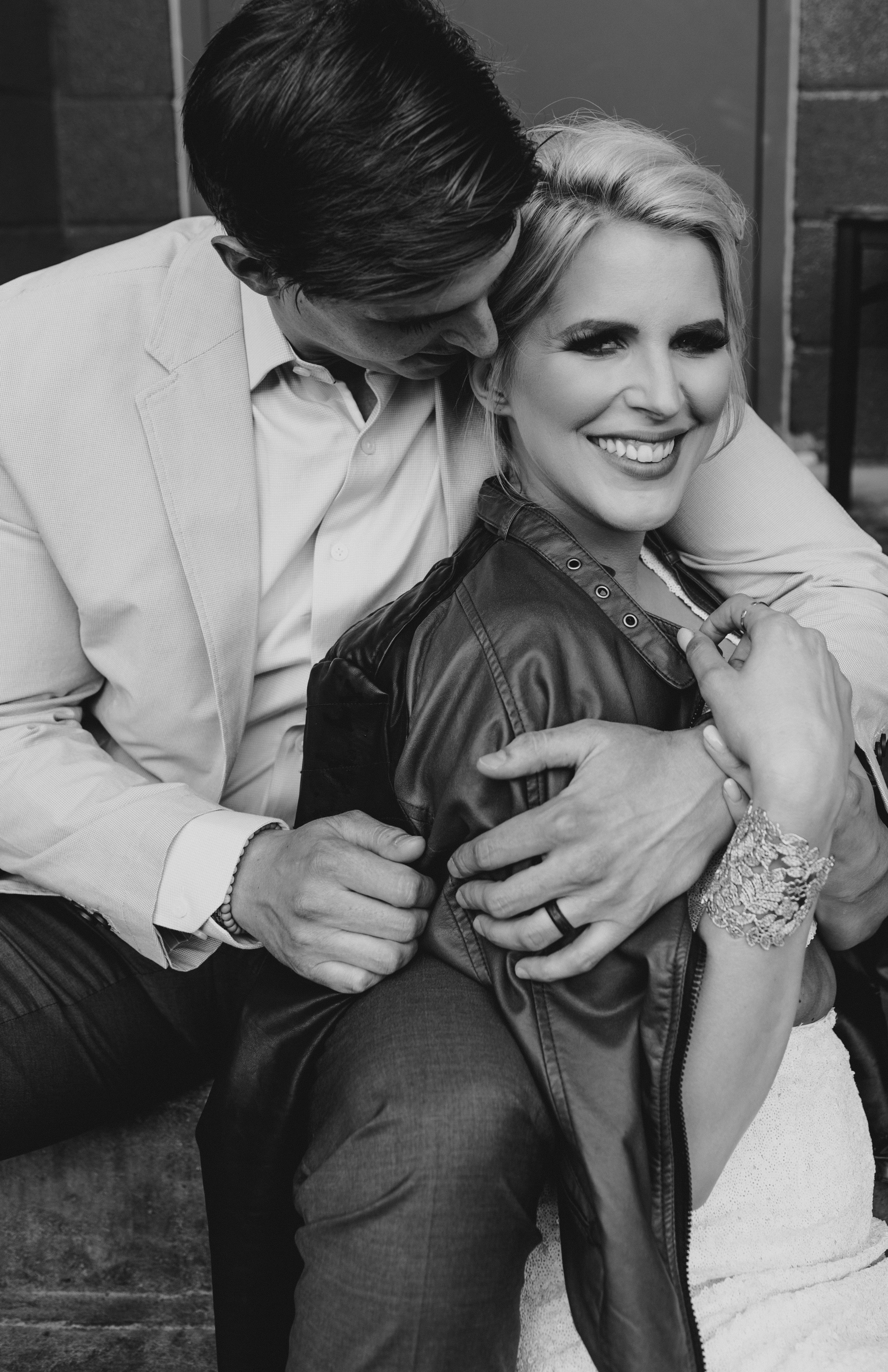 Extremely professional and very unique! I can't say enough wonderful things about these two. They captured the essence of our forever party and our personalities shine through the photos. Book them now! You wont regret it! -Taylor + CJ