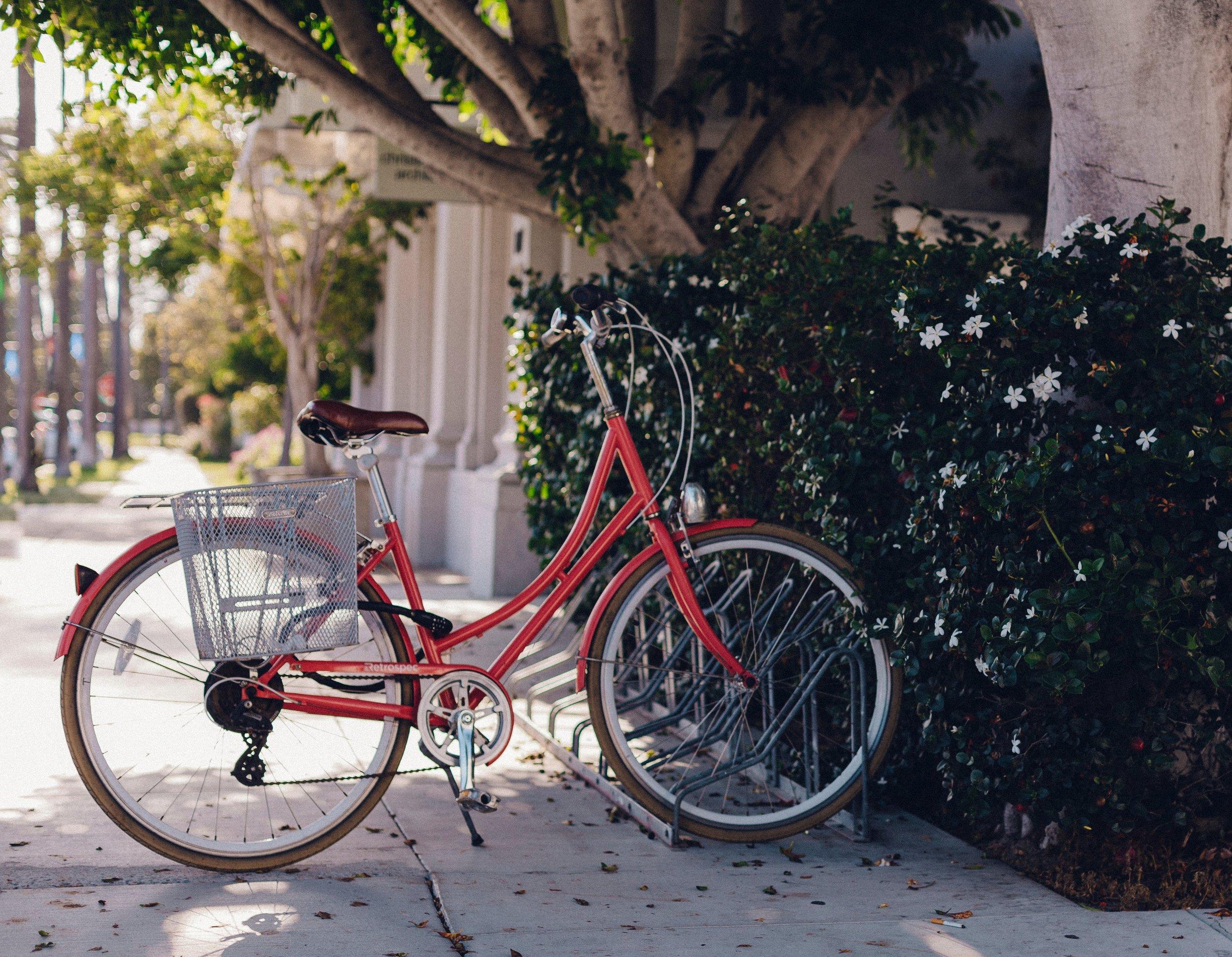 Bike Infrastructure -