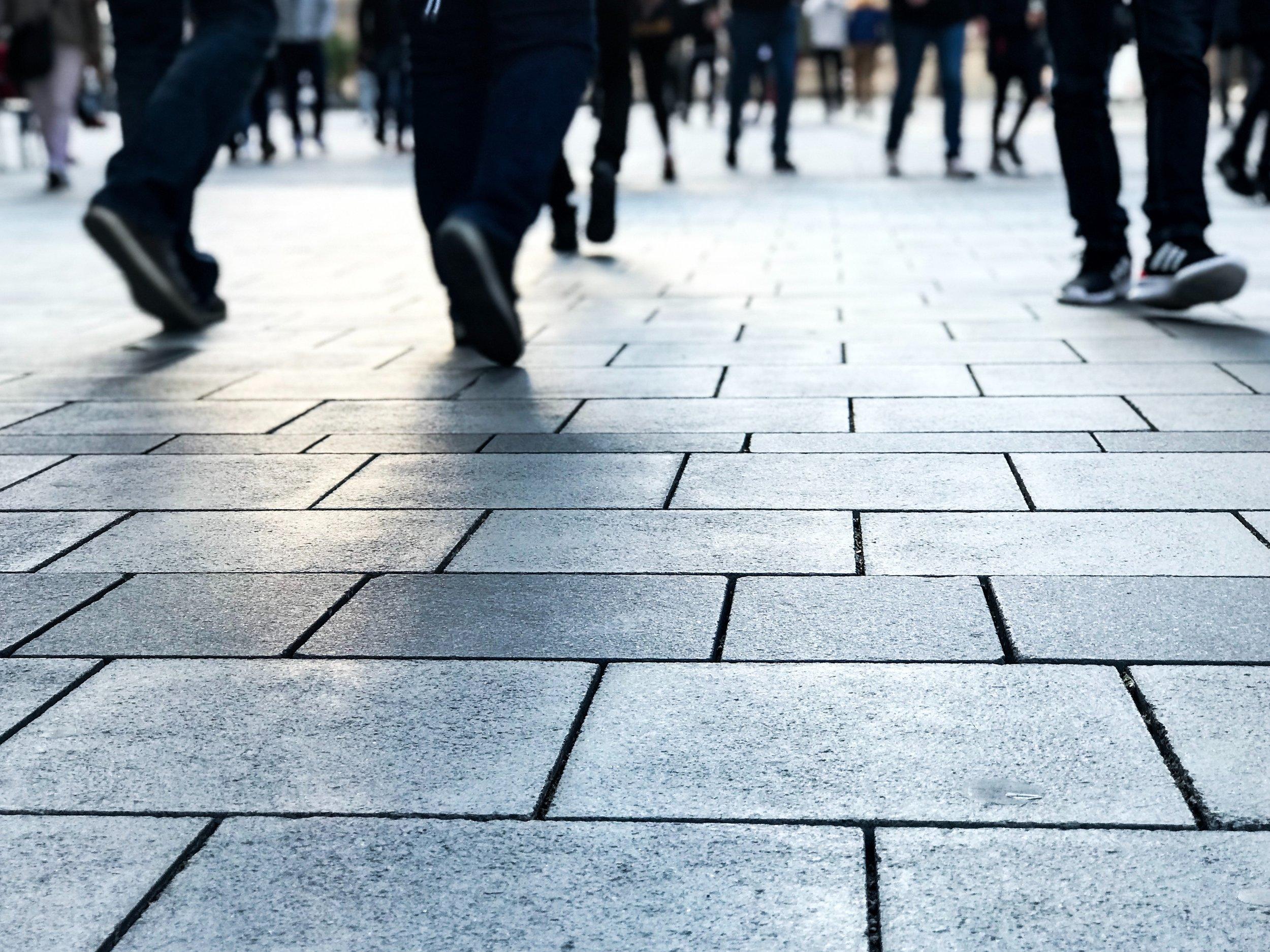 Pedestrian Infrastructure -
