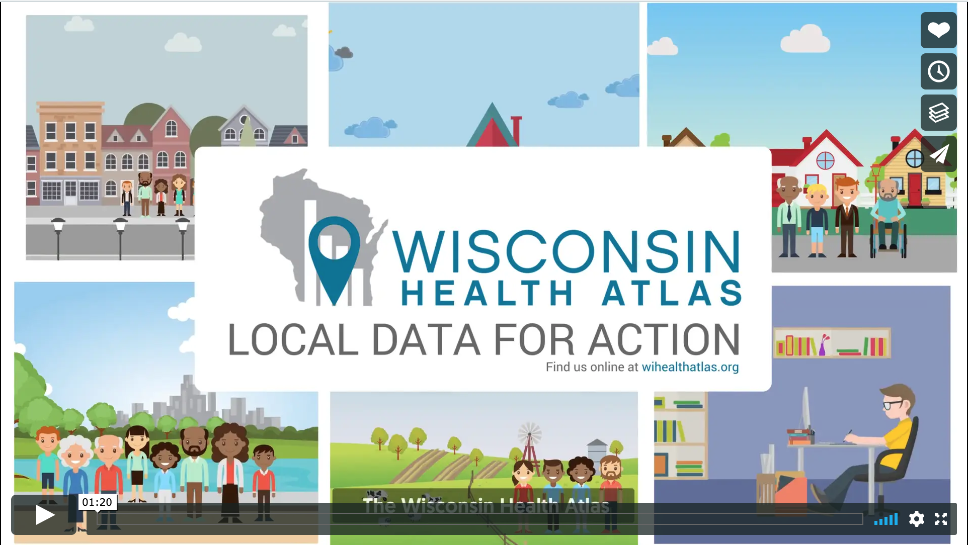 About the Wisconsin Health Atlas