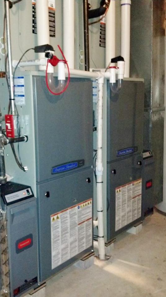 Neat installations using superior equipment