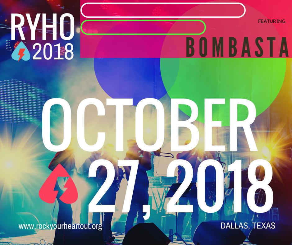 Human Rights Initiative Announces Third Annual Benefit Concert & Art Auction! - OCTOBER 27, 2018 - 8 P.M. - LIFE IN DEEP ELLUM