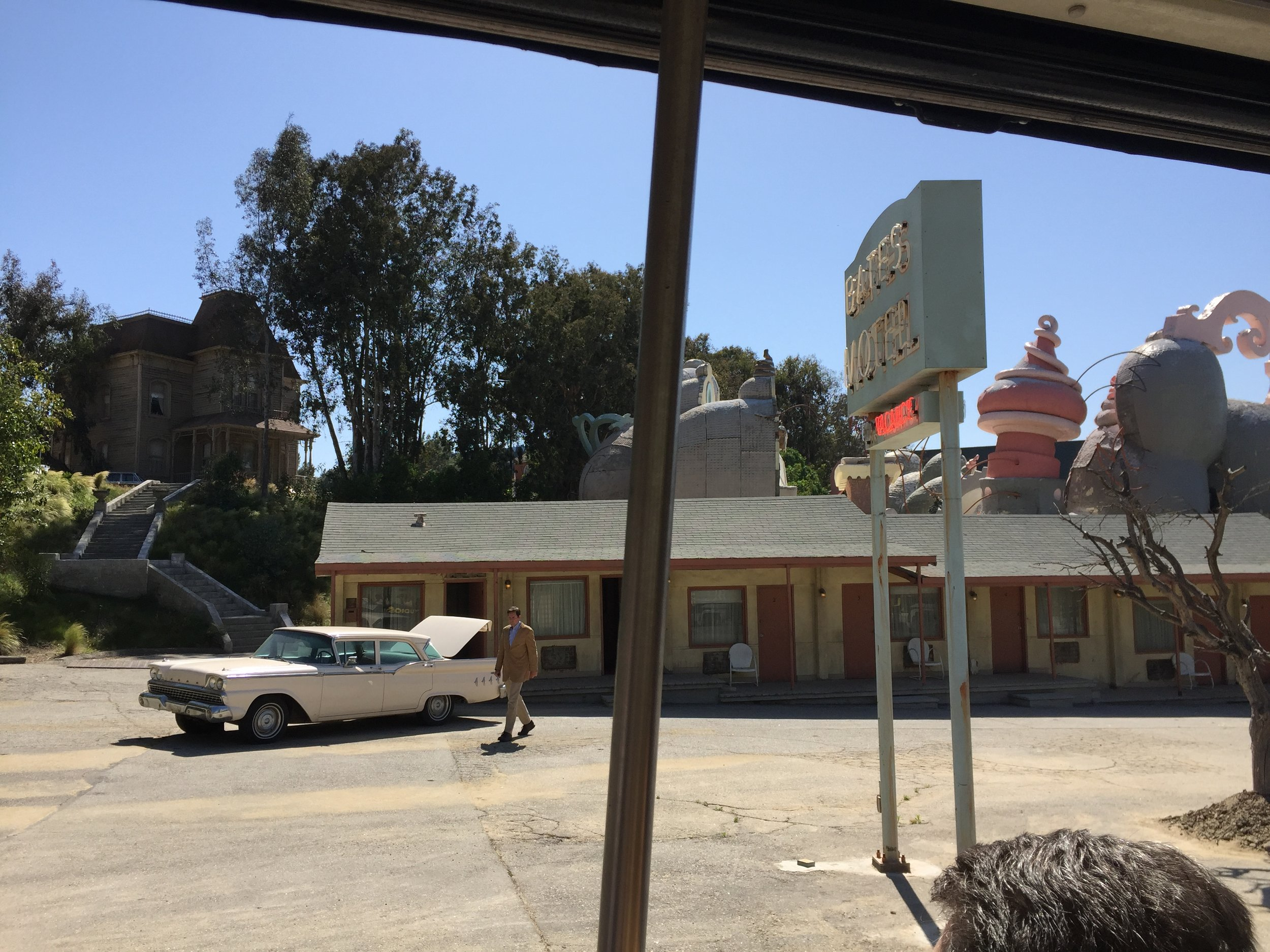 Psycho! Bates Motel