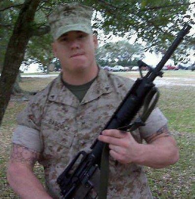 Sgt Bronson Babcock  June 12, 2016