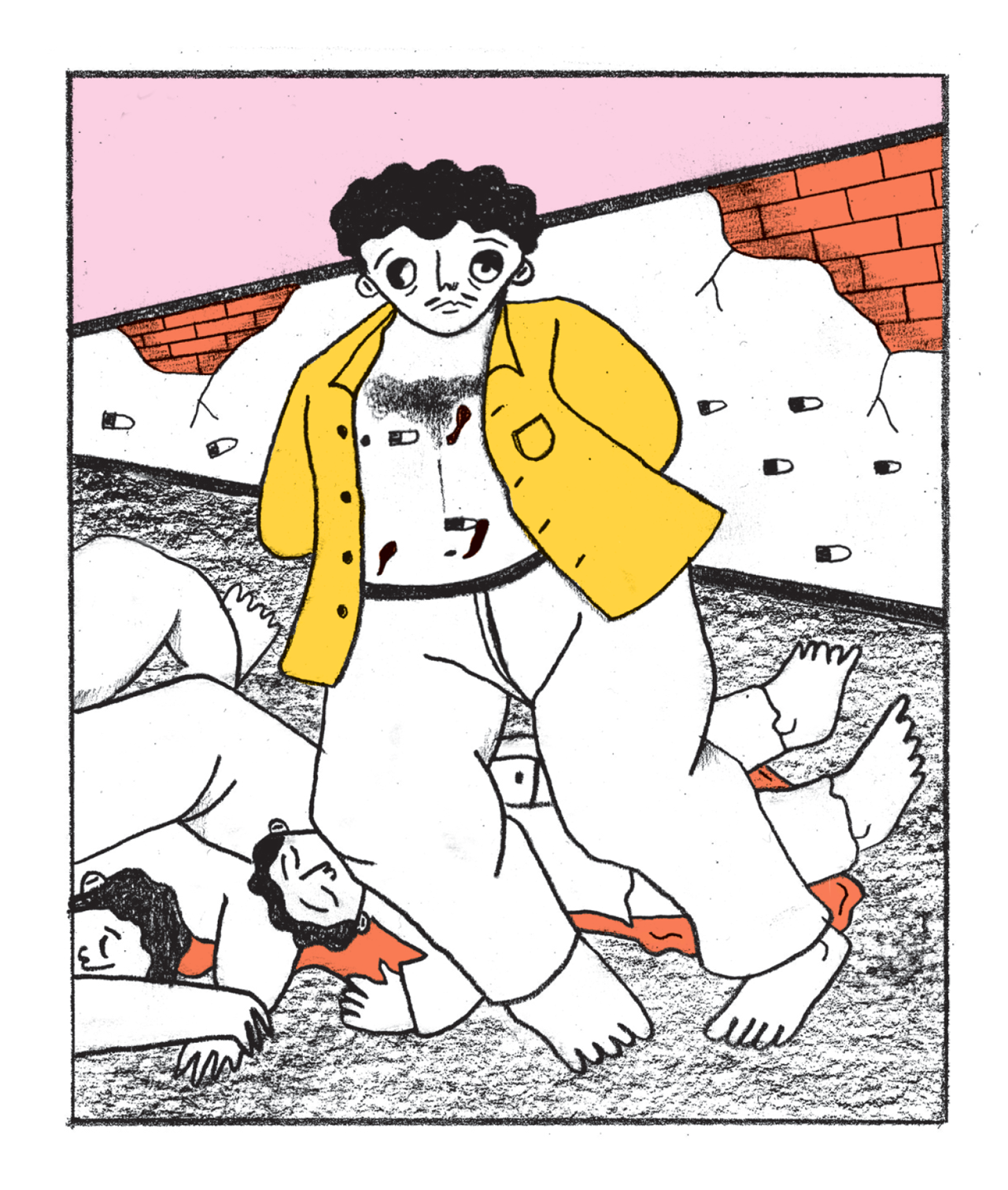 GILMA Short Graphic Novel
