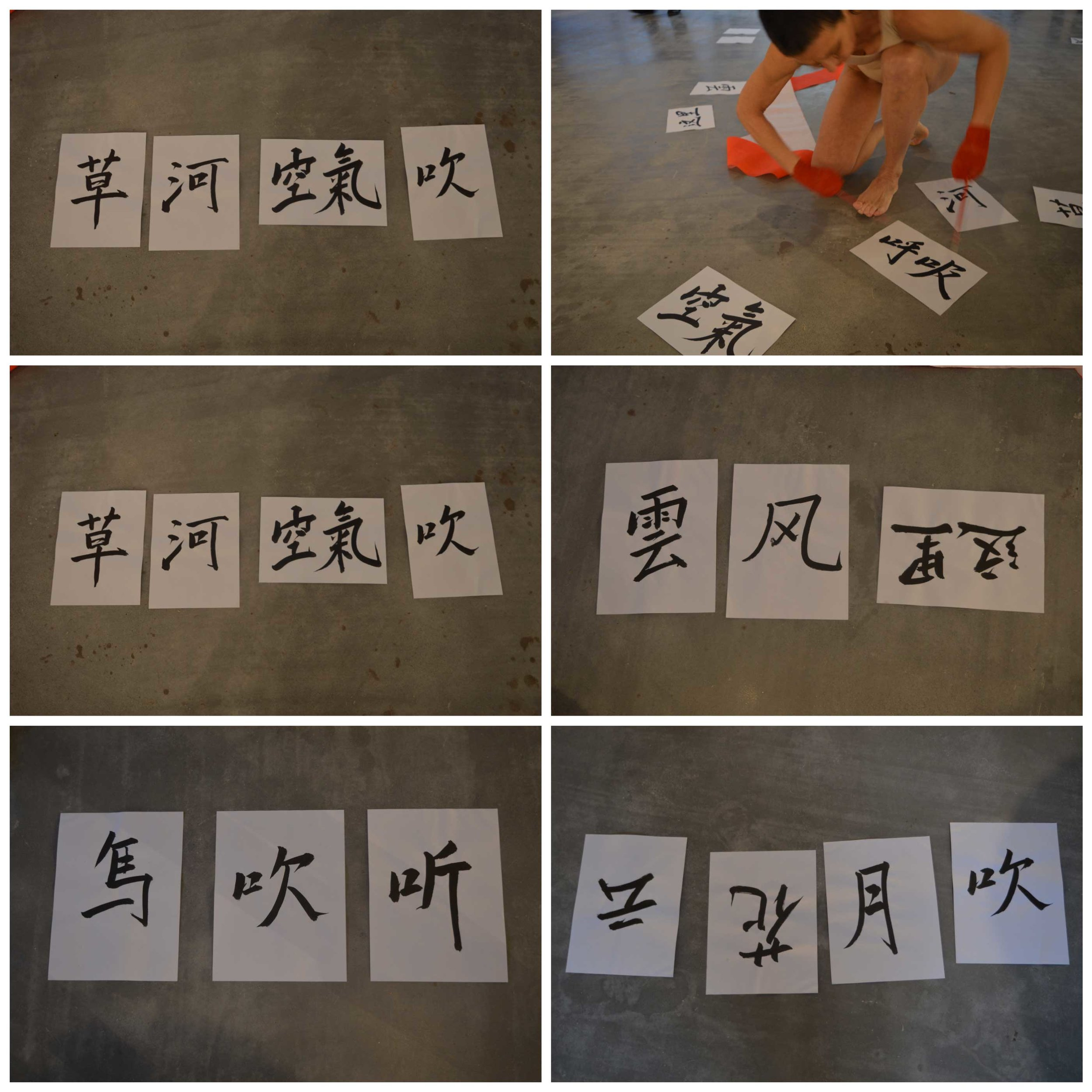 (excerpt)    inept desires 90 days before China (Part II) ,Live Performance,  Changjiang Museum of Contemporary Art - Parabiosis/Experiment-Transcendence - Chongqing, China   photographed by JIAYI HU