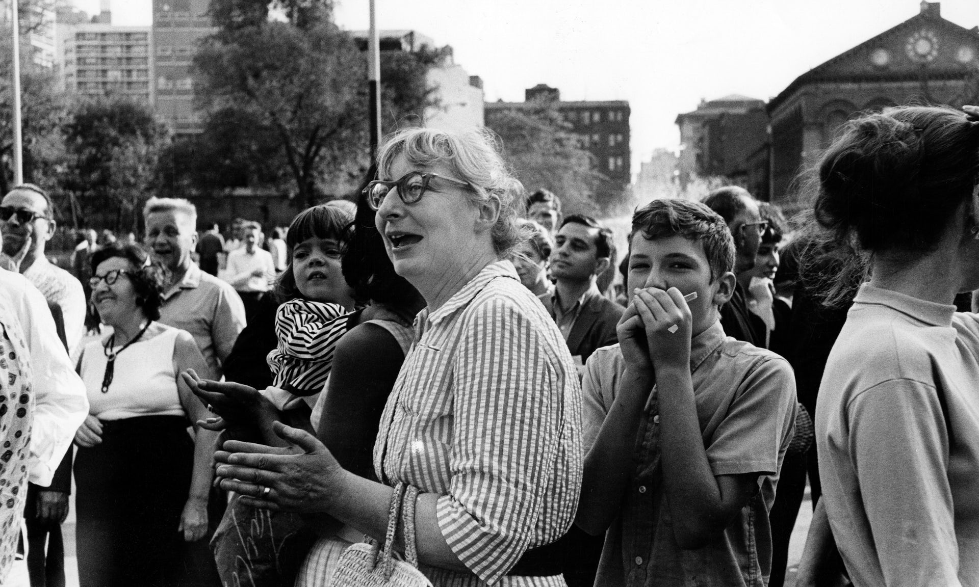 Jane Jacobs at work  source:  https://www.theguardian.com/cities/2016/apr/28/story-cities-32-new-york-jane-jacobs-robert-moses#img-1
