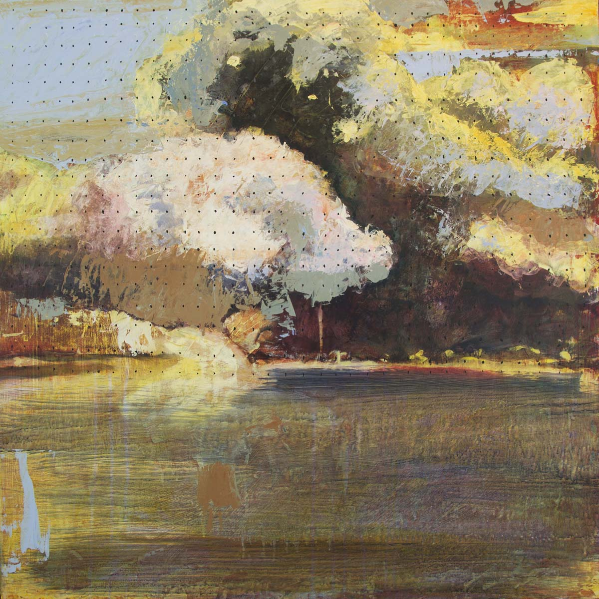 All Kinds Of Weather, Medford Lakes, NJ, 36 x 36