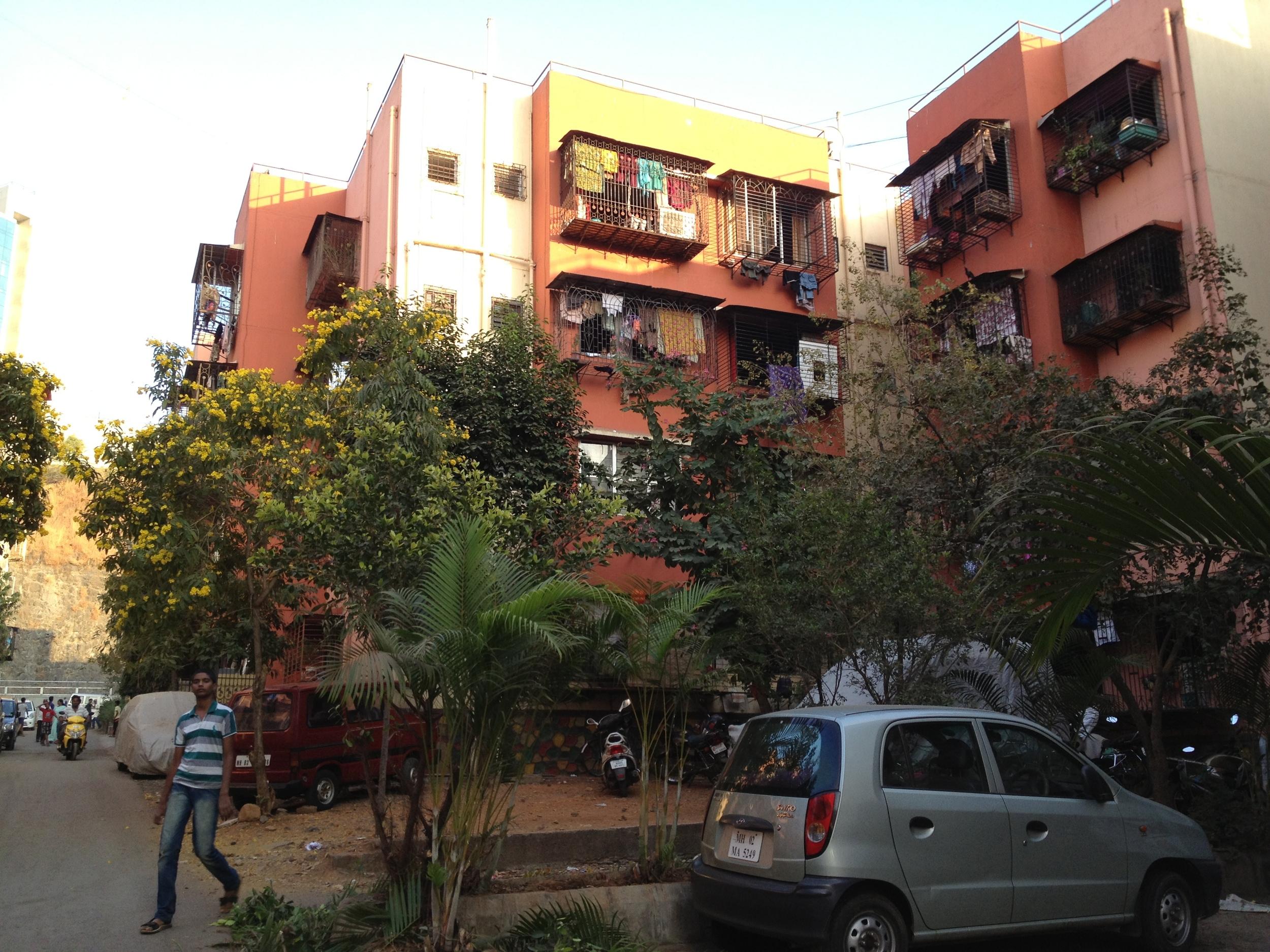 Nagari Nivara Parishad Housing (Mumbai, India)
