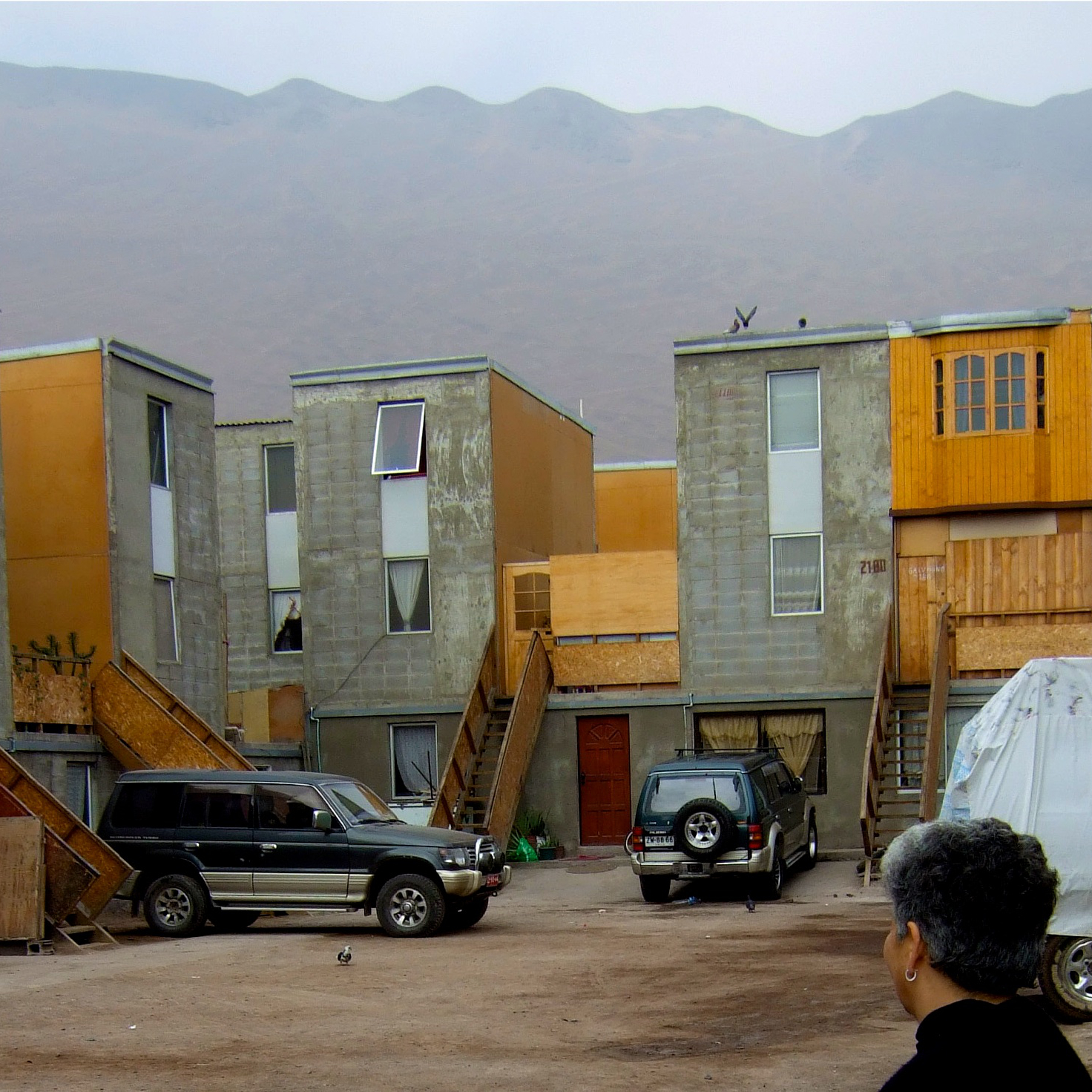 Incremental Social Housing Projects (Quinta Monroy, Chile)