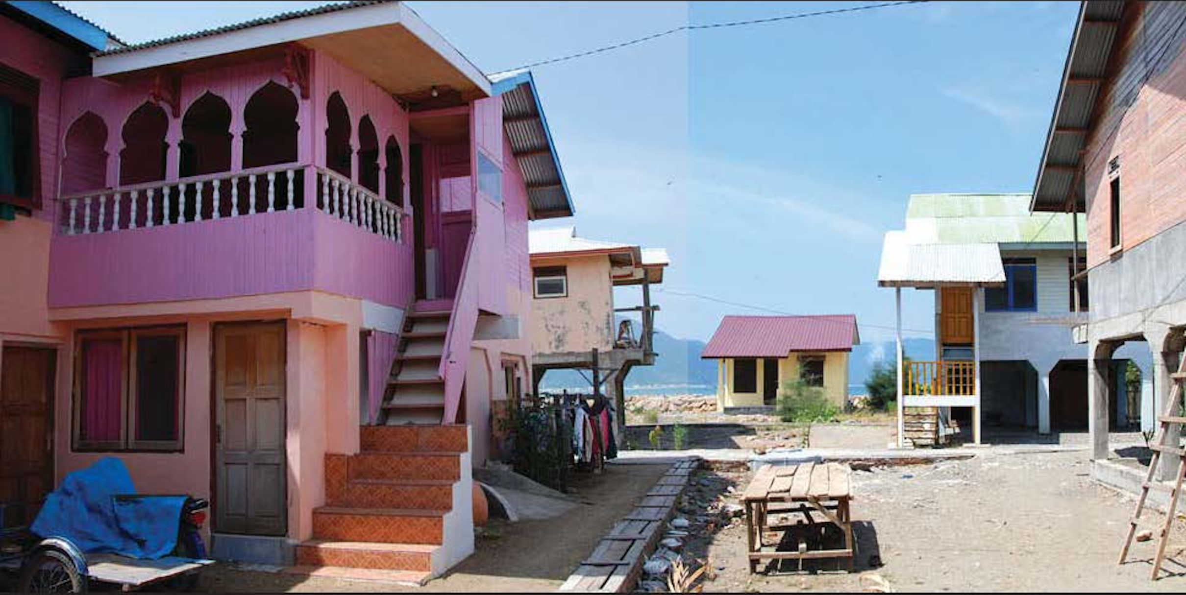 Banda Aceh Post-Tsunami Reconstruction (Banda Aceh, Indonesia)