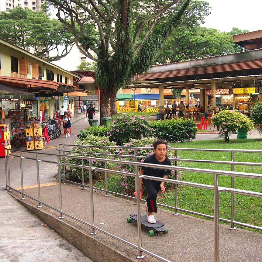 Singapore Public Housing, HDB Projects (Singapore)
