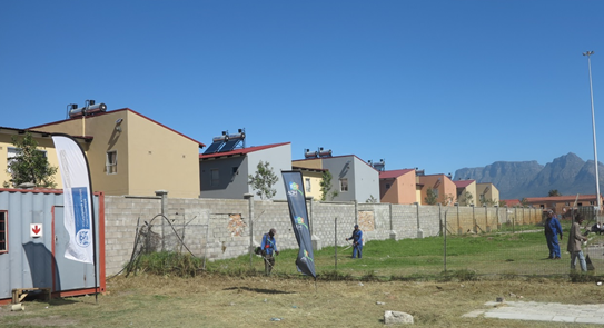 Joe Slovo Redevelopment (Cape Town, South Africa)