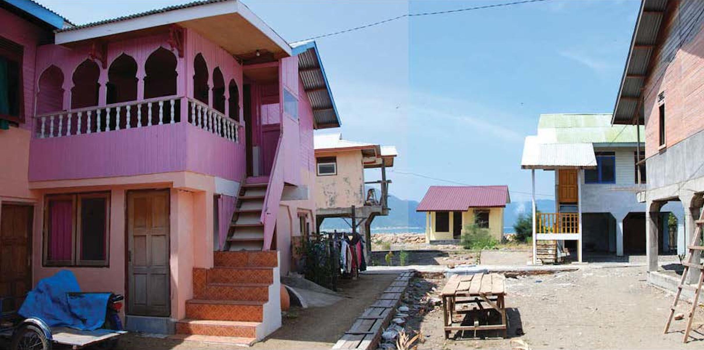 Banda Aceh Post-Tsunami Reconstruction - Banda Aceh, Indonesia