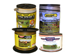 """<div style=""""white-space: pre-wrap;"""">PolyTape Electric Fence Wire</div>"""