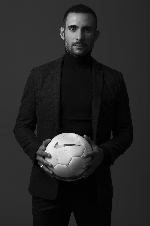 ALEX CASTRO / sports / portrait / editorial