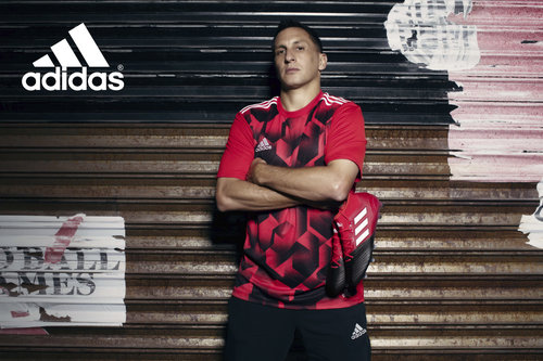 ADIDAS RED LIMIT / sports / advertising