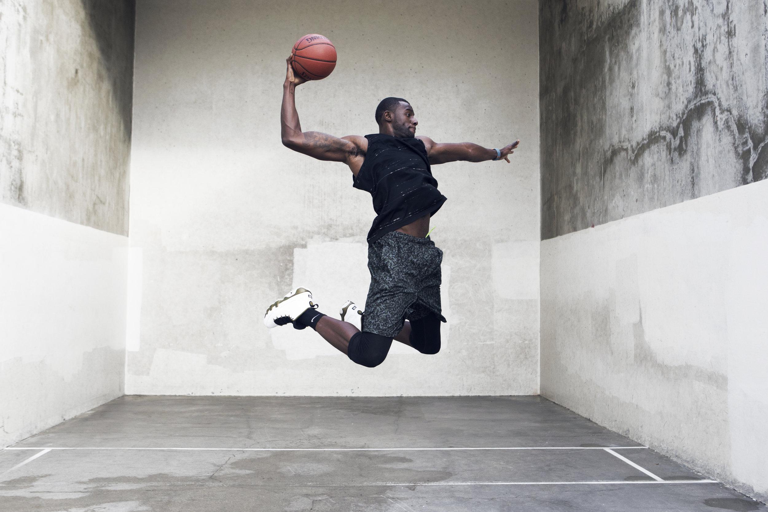 AFOLABI / sports / portrait