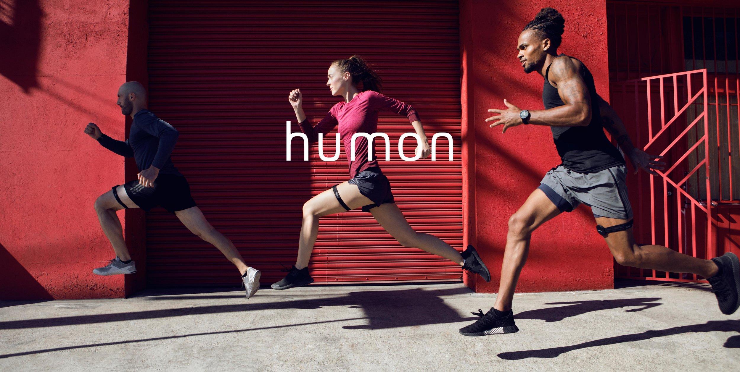 HUMON / sports / advertising