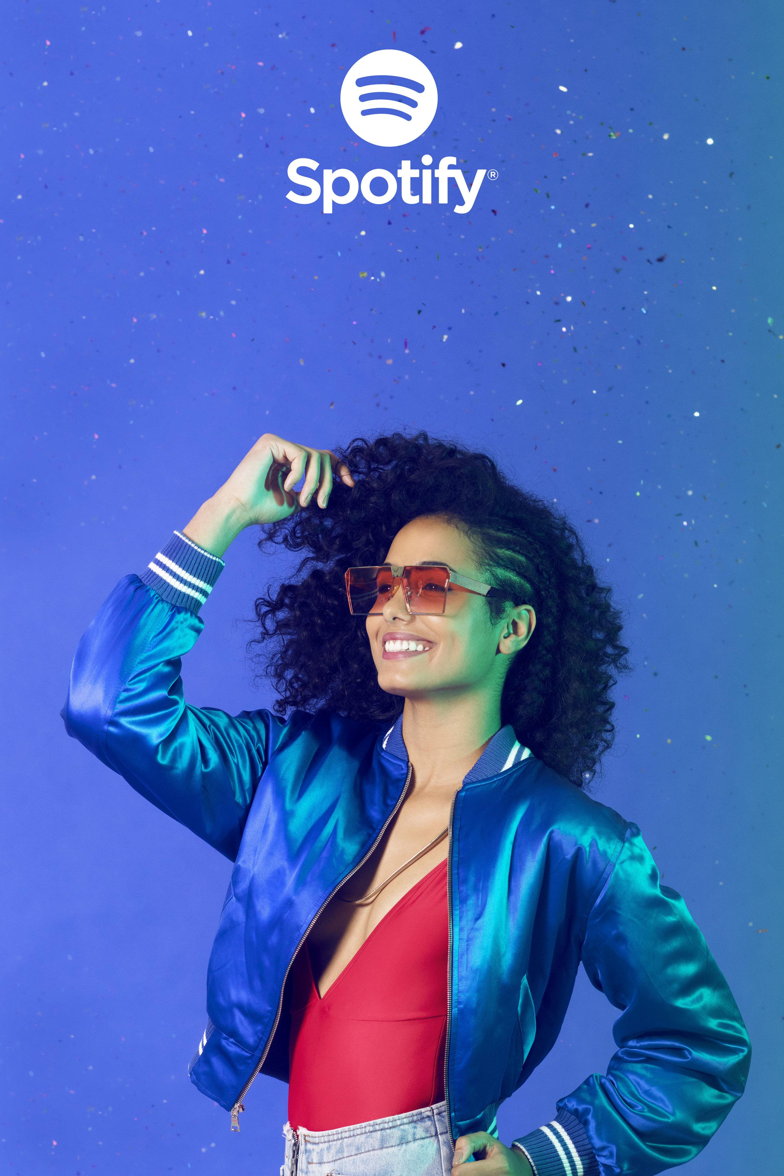 SPOTIFY / advertising
