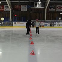 Working with CanSkater to master skating skill