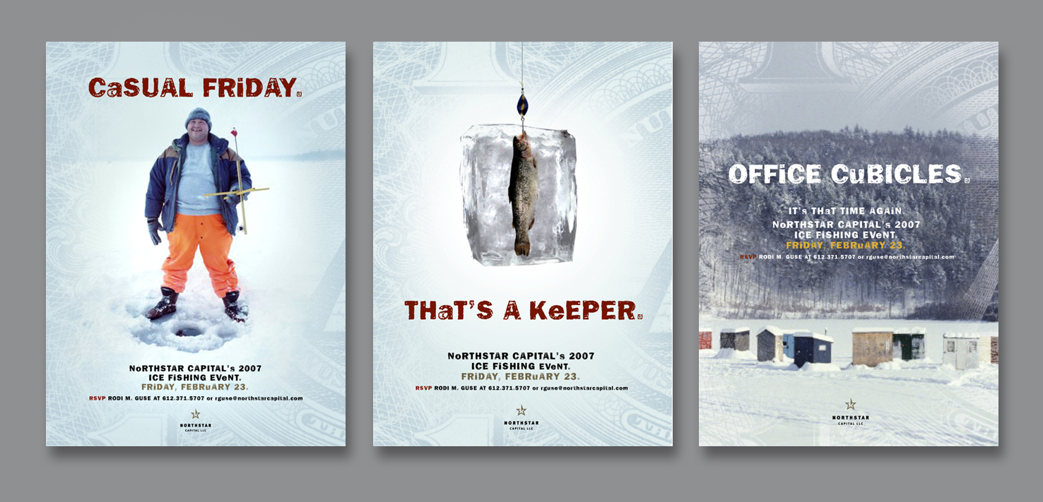 Corporate Event Posters