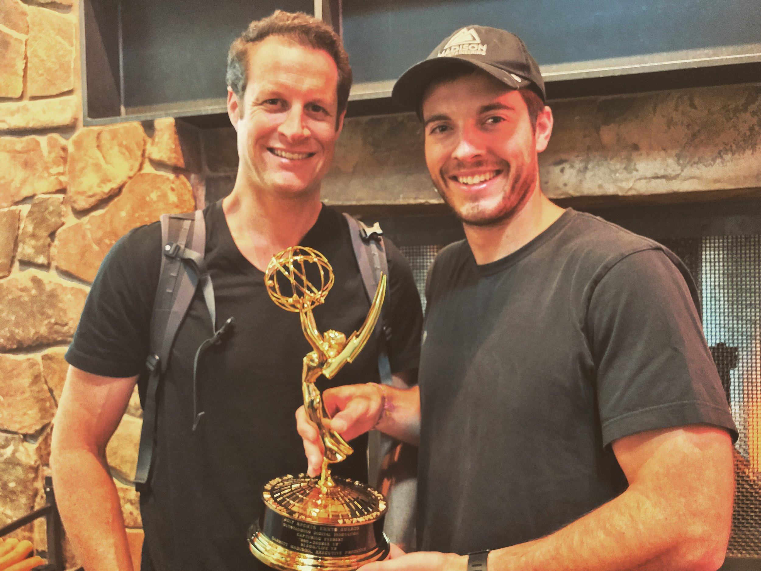 Digital Innovation Emmy Award Winner - CAPTURING EVEREST VIRTUAL REALITY