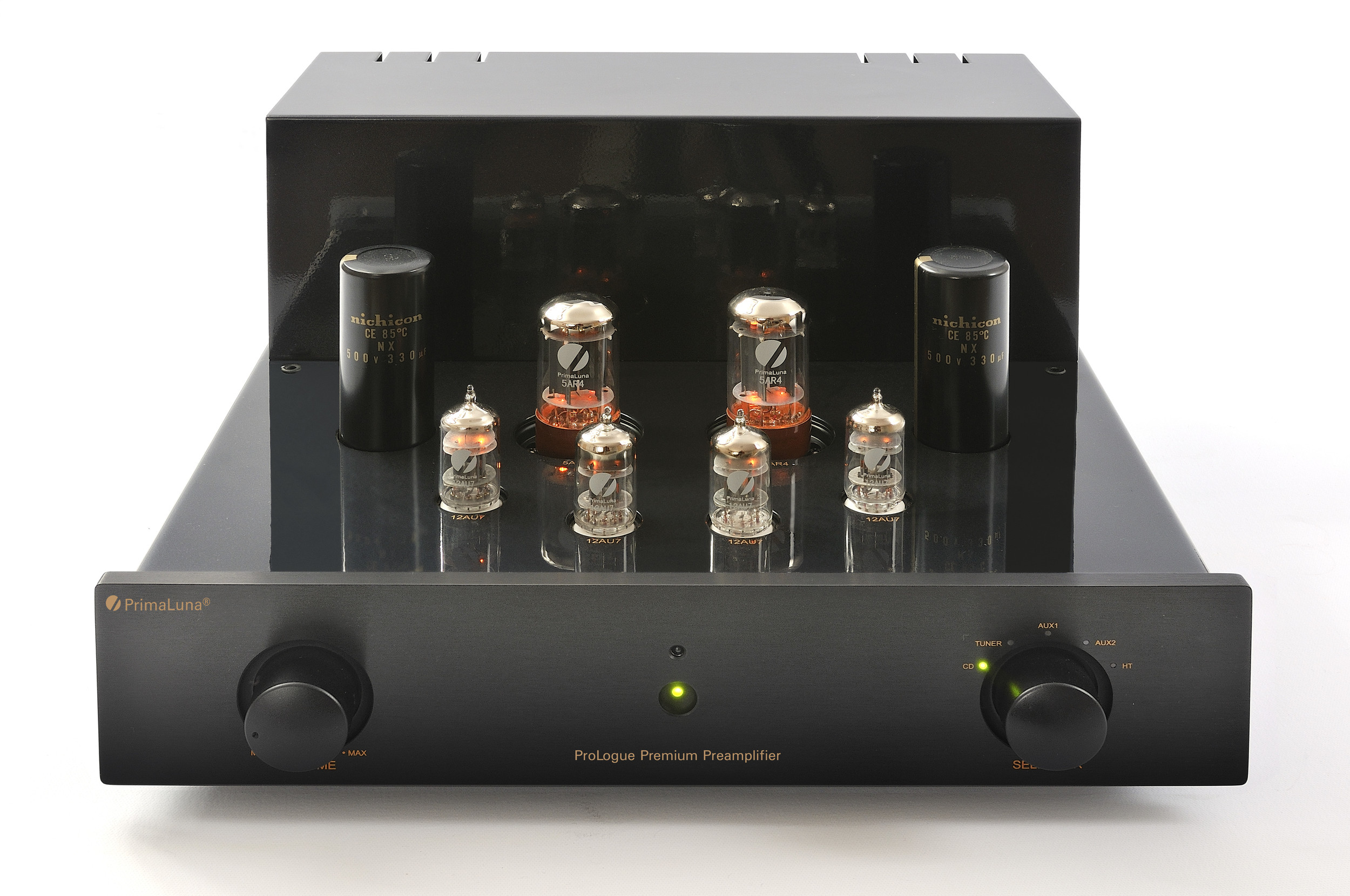 ProLogue Premium Preamplifier - black - front with no cover - HR - JPG.jpg