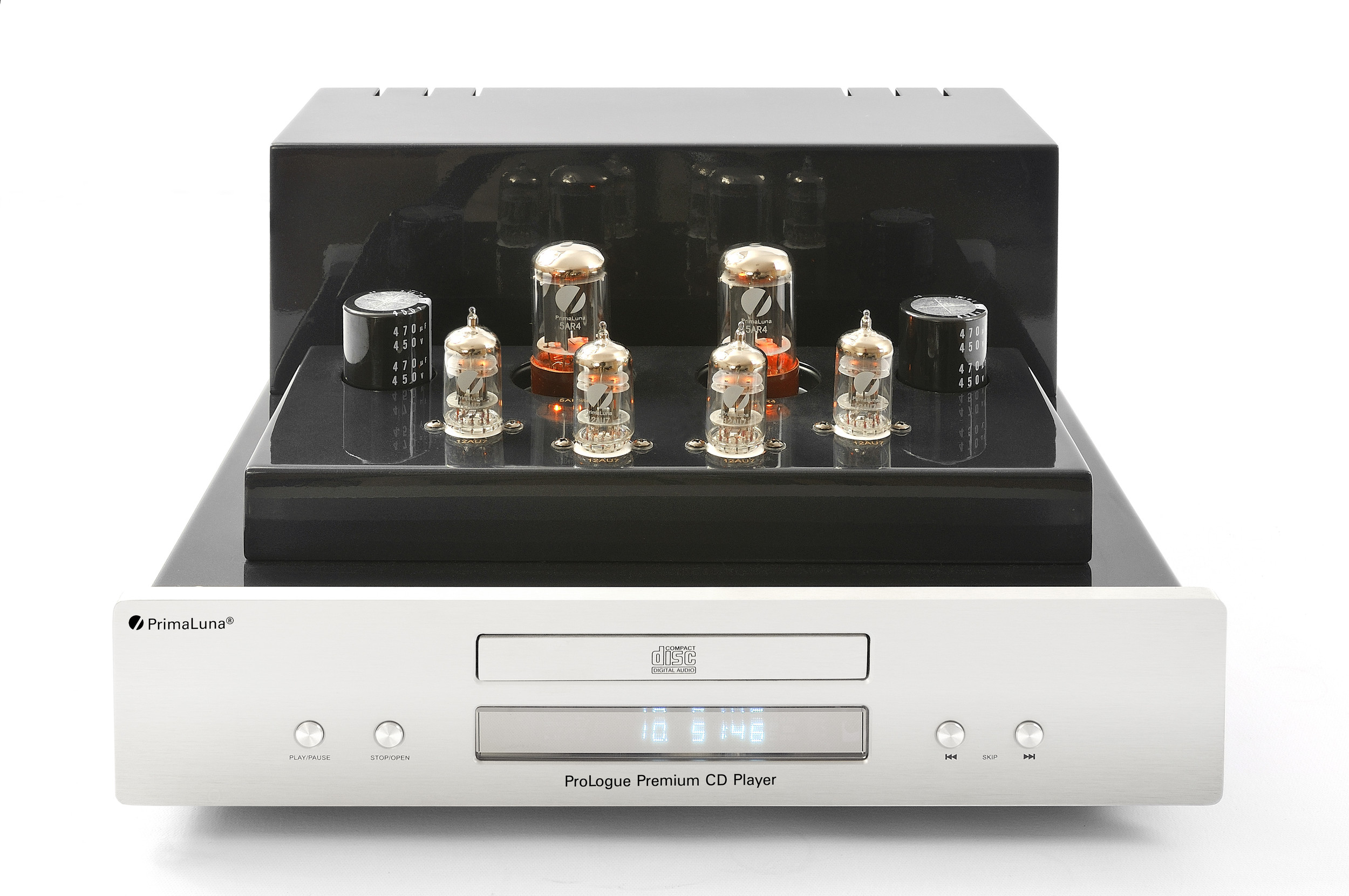 Prologue Premium CD Player - silver - front with no cover - HR - JPg.jpg