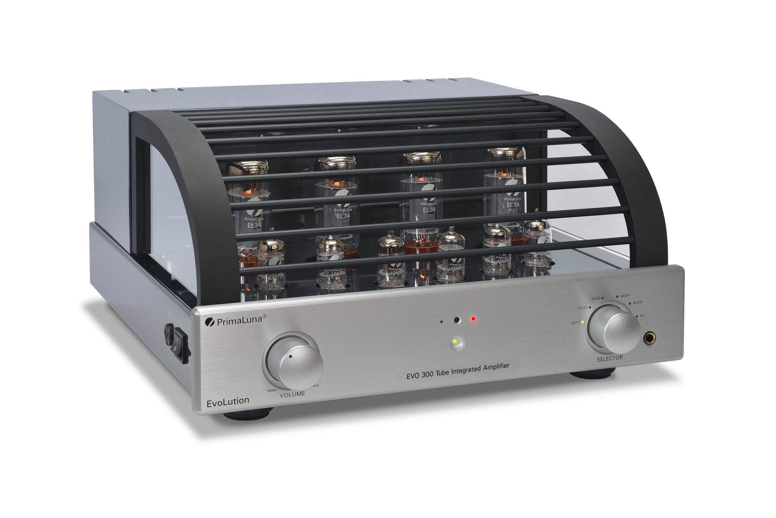 044 - PrimaLuna Evo 300 Tube Integrated Amplifier - silver - slanted - white background - kopie.jpg